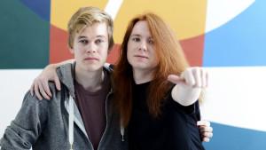 Viljami Holopainen och Iivo Kaipainen från Avion.