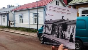 Gammalt trähus i Lovisa
