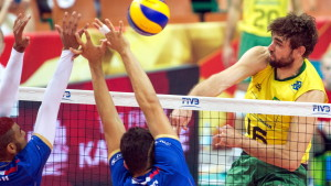 volleyboll, vm, brasilien-frankrike