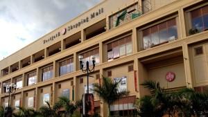 Köpcentret Westgate i Nairobi är tillbomat efter terrorattacken