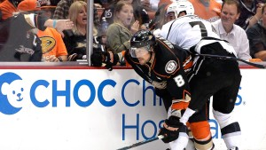 Los Angeles Kings besegrar Anaheim Ducks i NHL-slutspelet 2014