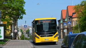 Buss i Åbo