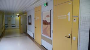 Mottagningsrum i Kristinestad