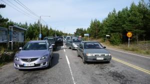 Färjkö vid Lillmälö, Pargas