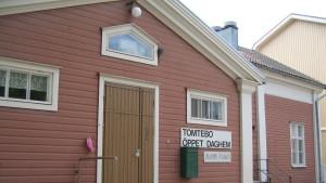 Öppna daghemmet Tomtebo stängs tillfälligt