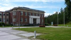 Nordkalks huvudkontor i Pargas.