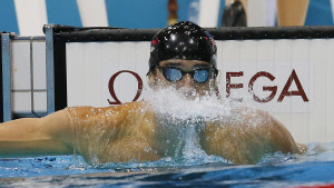 Michael Phelps knep sin 21:a medalj totalt.
