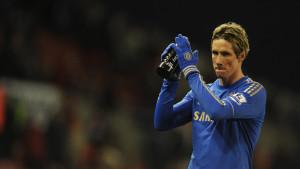 Fernando Torres, januari 2013