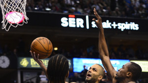 Tony Parker, San Antonio Spurs, NBA, januari 2013