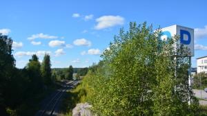 Järnvägen till Hangö