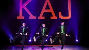 KAJ hade premiär på Wasa teater i februari 2014