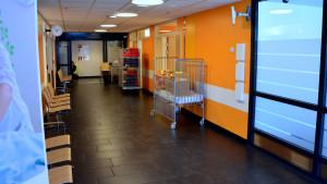 Färgkodad korridor på VCS akut