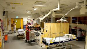 Vasa centralsjukhus nya akutpoliklinik