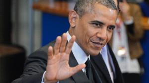 USA:s president Barack Obama deltog i G7-ländernas toppmöte i Bryssel den 5 juni 2014