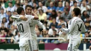 Real Madrid firar