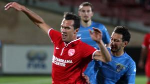 Berat Sadik spelar bra i FC Thun.