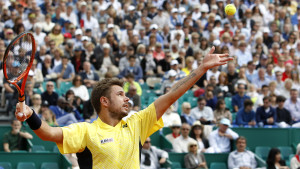 Stanislas Wawrinka, april 2014