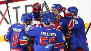 Jokerit spelar ishockey i KHL.
