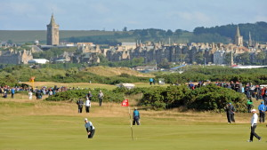 The Royal and Ancient Golf Club of St Andrews, hösten 2014