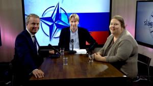 Vad betyder det aktuella värdlandsavtalet med Nato konkret för Finland? Är avtalet ett steg närmare en försvarsallians - eller handlar det om ett oskyldigt prokoll som inte förpliktar Finland till något. I debatten deltar statssekreterare Marcus Rantala (