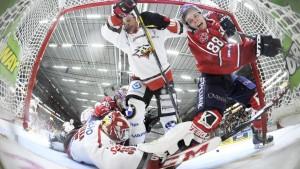 HIFK mötte sport i Helsingfors.