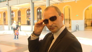 President Vladimir Putin har en polsk dubbelgångare.