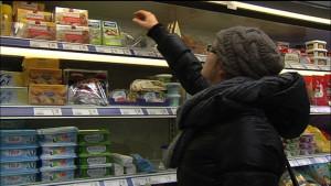 Aura Kostiainen handlar tofu