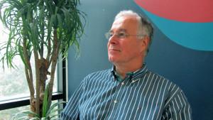 Fred Karlsson, professor emeritus i språkvetenskap