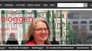 Kerstin Kronvalls blogg