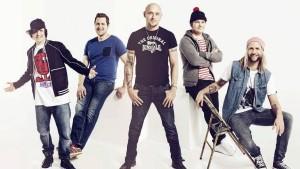 Tero, Jukka, Yrjänä, Patrick och Esko är med i den nya säsongen av Iholla.