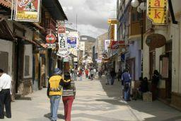 Peru economic
