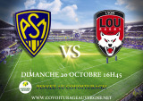 Match ASM - LOU RUGBY