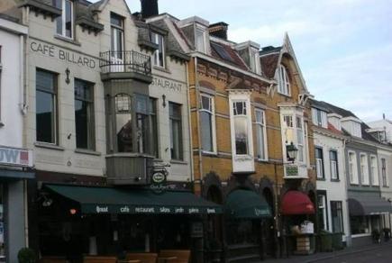 Afstapmoment Restaurant Oncle Jean - Breda