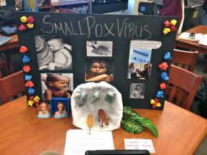 Display by Michelle Dewit, Perla Hernandez, Monica Toomer, and Reggie Jackson
