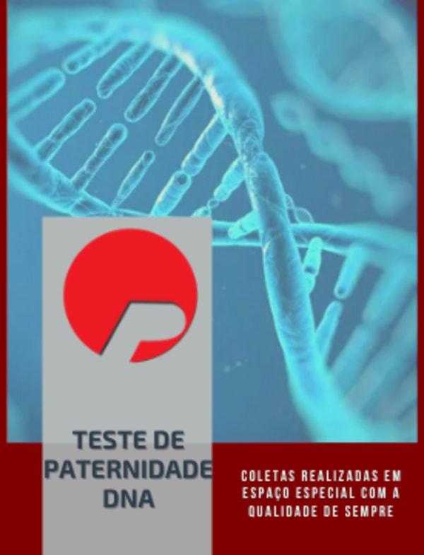 Teste de Paternidade – DNA