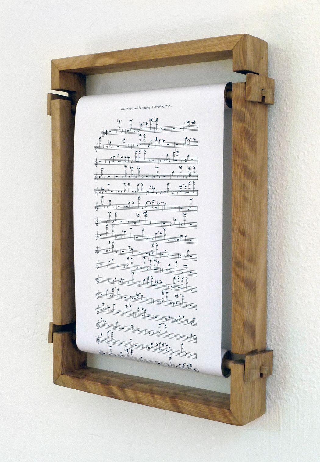 Whistling Score