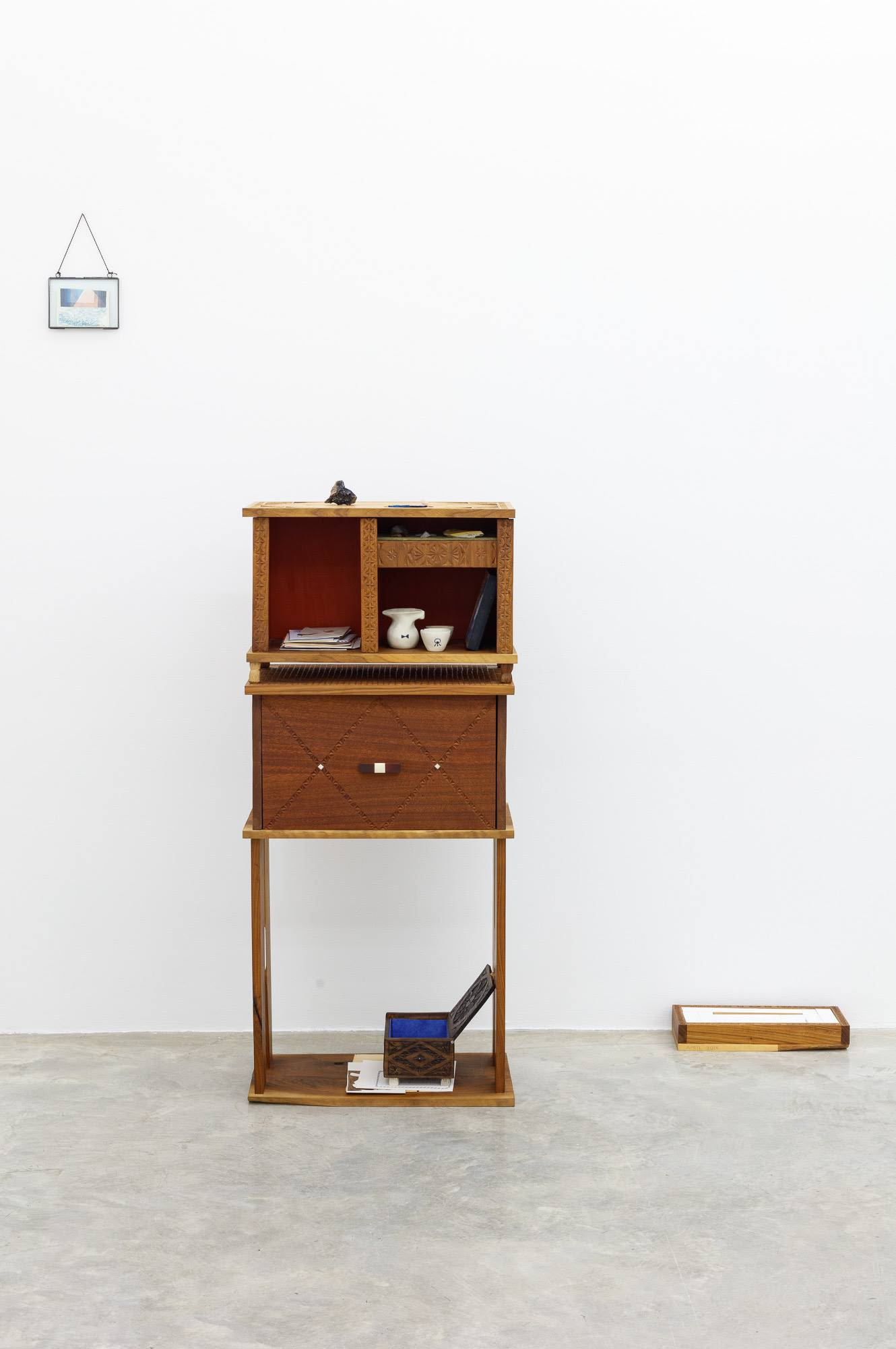 Patricia Fernández, Box (a proposition for ten years)