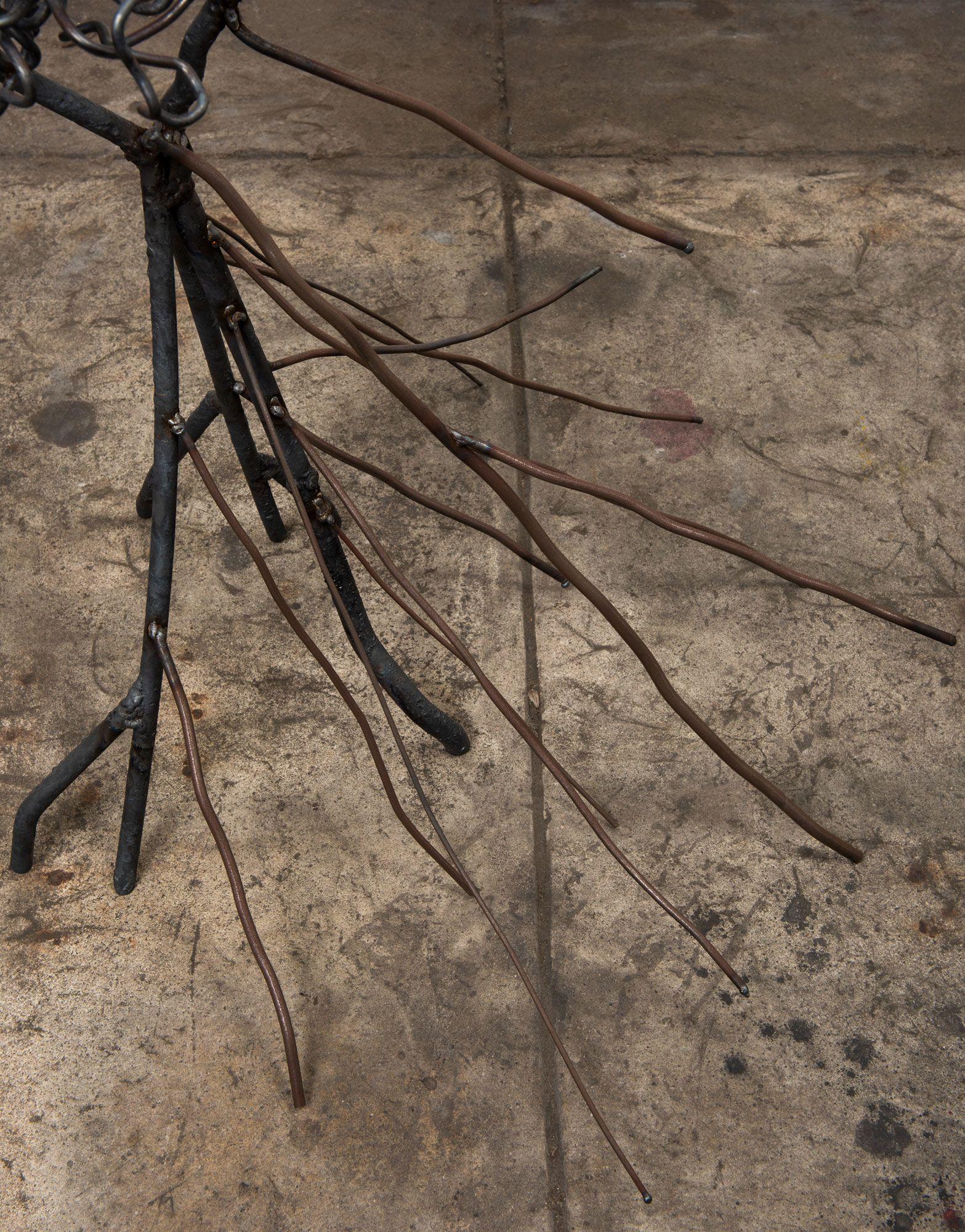 Beatriz Cortez, Roots 1, detail