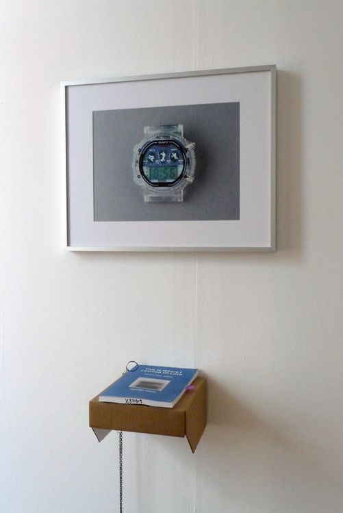 Prison Relic #13: Watch, 2012