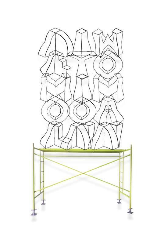 Eknæs font/cover design by Nicolau Vergueiro