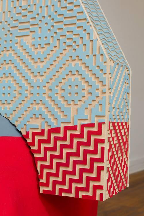 Galería Perdida, Sartorial Soundbox, detail