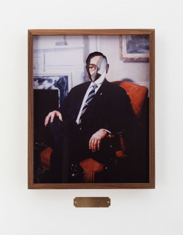 Let Us Now Praise Famous Men (After Raynal, After Levine, After Weston) No. 3, 2013