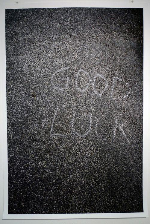 Good Luck, 2012