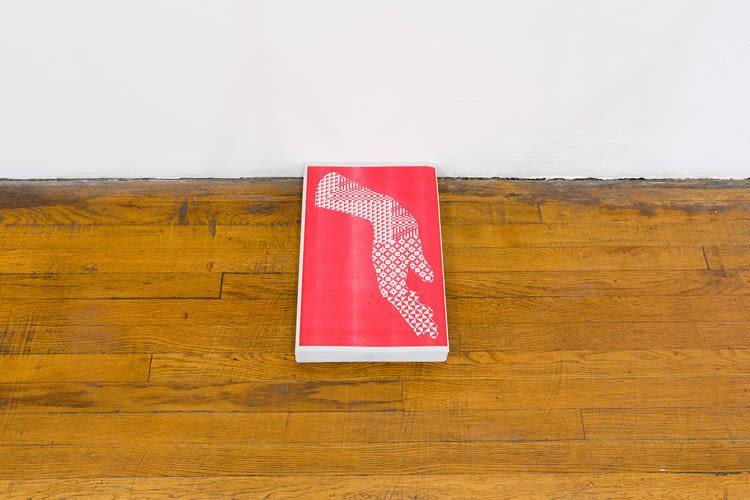 Galería Perdida, Takeaway exhibition poster