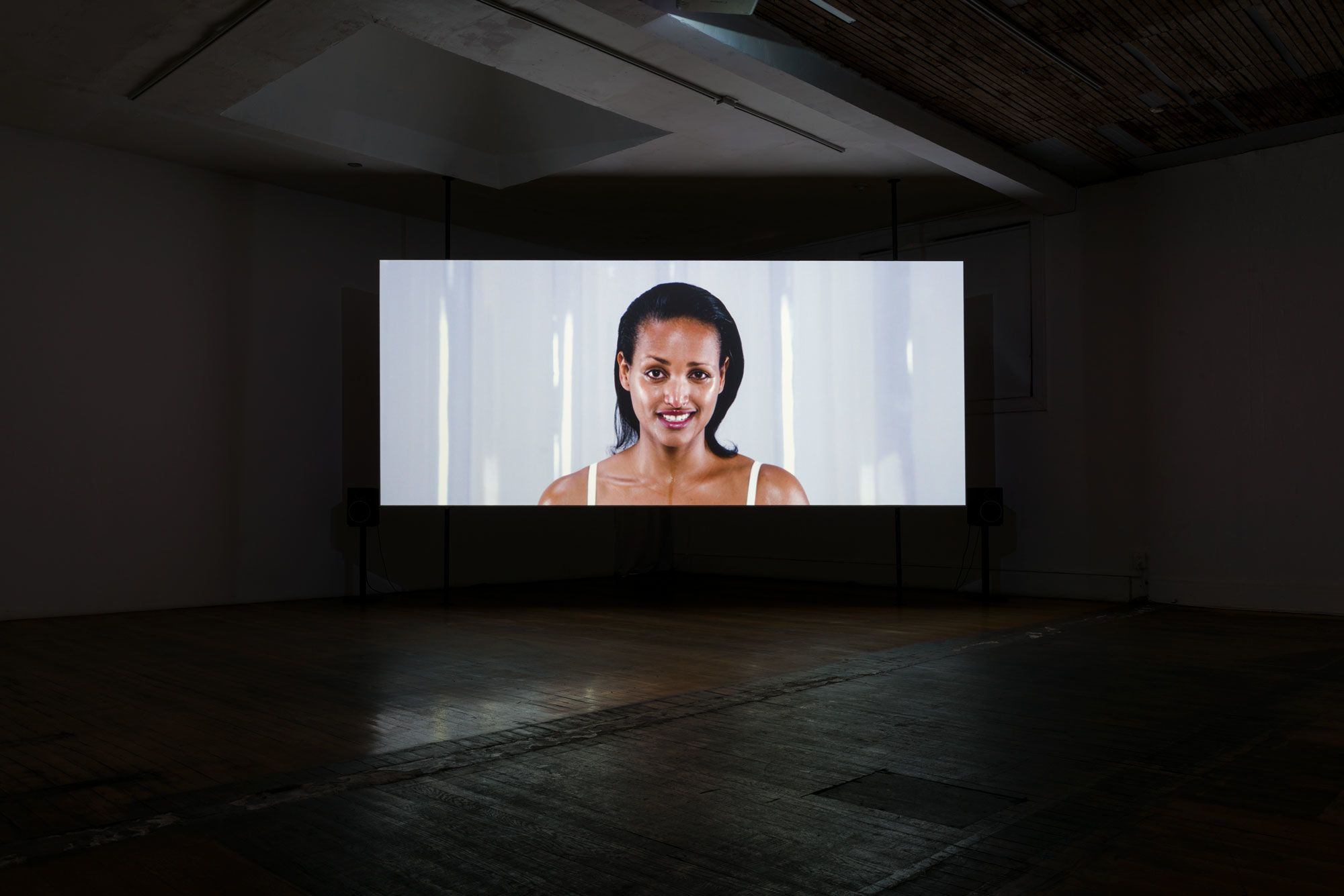 abduct, installation view
