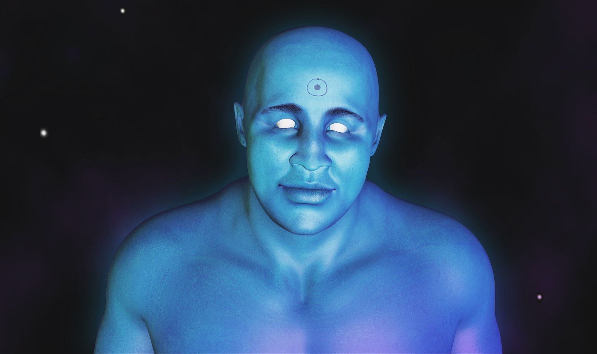 I'm Blue (If I Was █████ I Would Die)