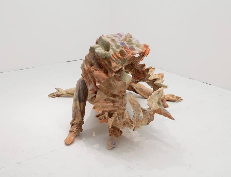 Katie Grinnan, Double, detail