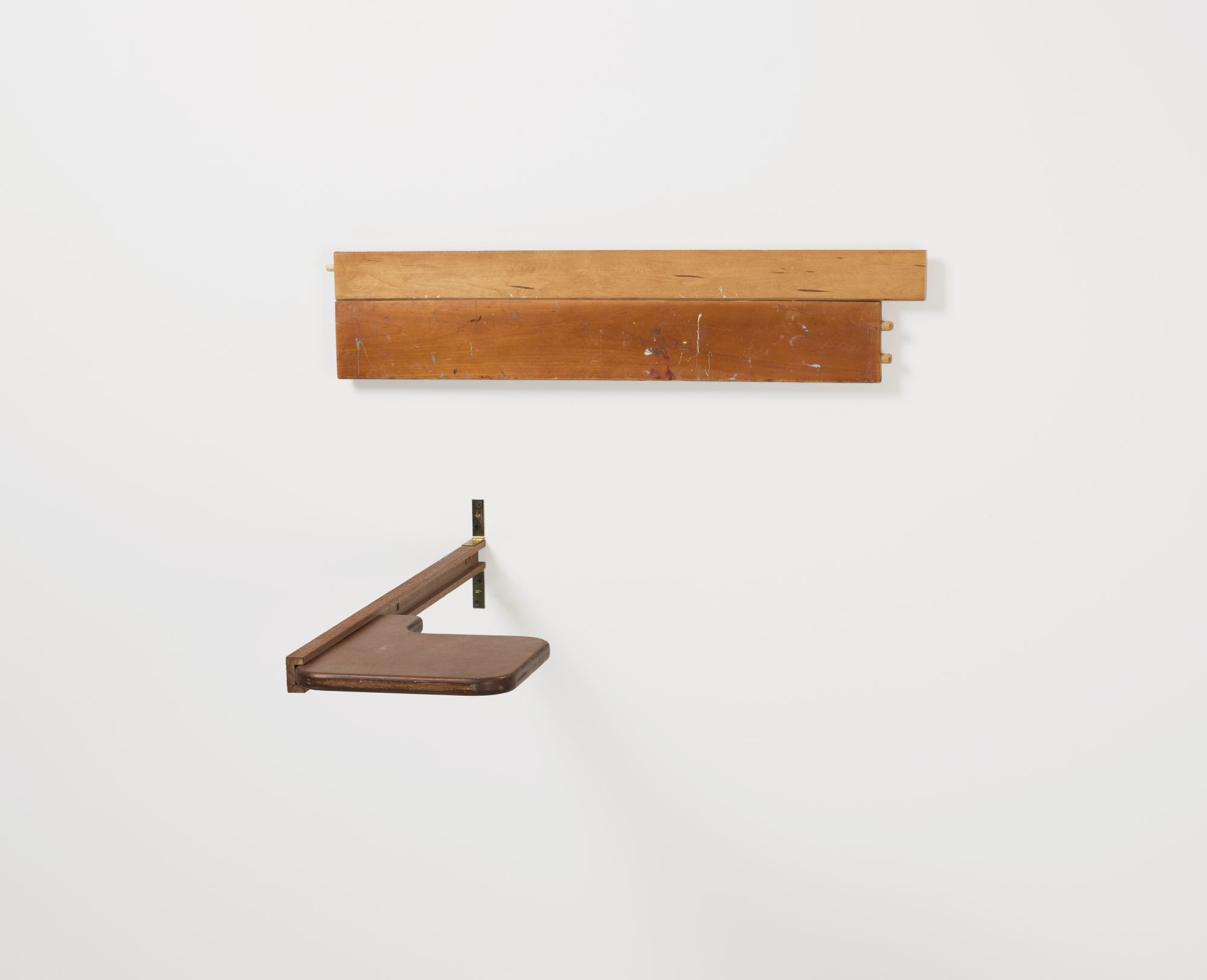Desk (A Dedication)