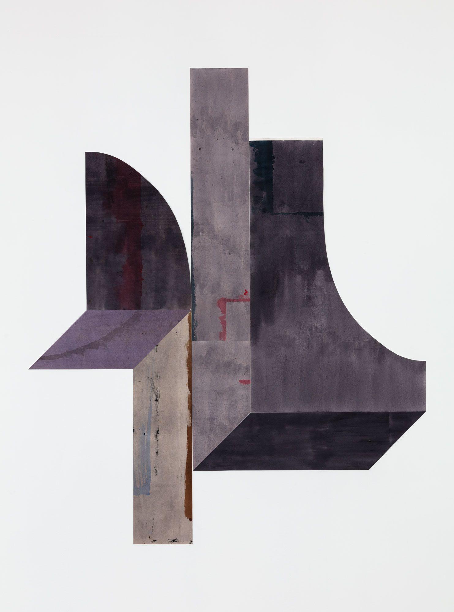 Untitled (floor paper, medium, all gall)