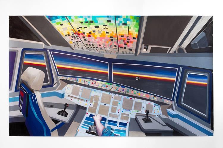 Disco Cockpit, 2014